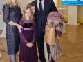 Ambasador Republiki Malty w Polsce - Pierre Clive Agiusz rodziną