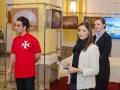 Maltańczycy i przyjaciele Malty wsparli Ambasadę w organizacji wydarzenia