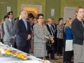Zgromadzeni goście z uwagą wysłuchali przemówienia Ambasadora Republiki Malty