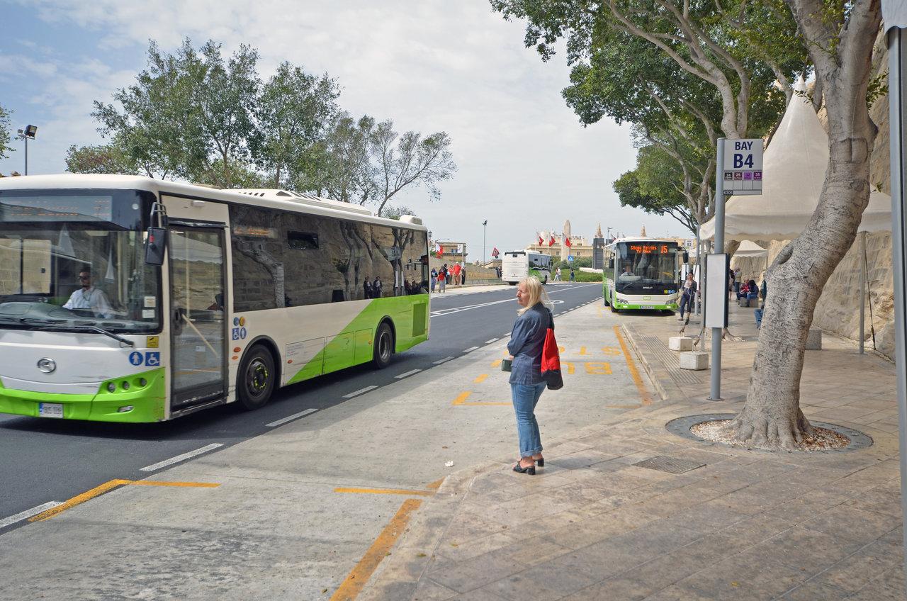 Transport Publiczny Malta