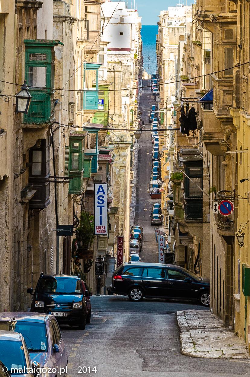 Asti gest house Valletta