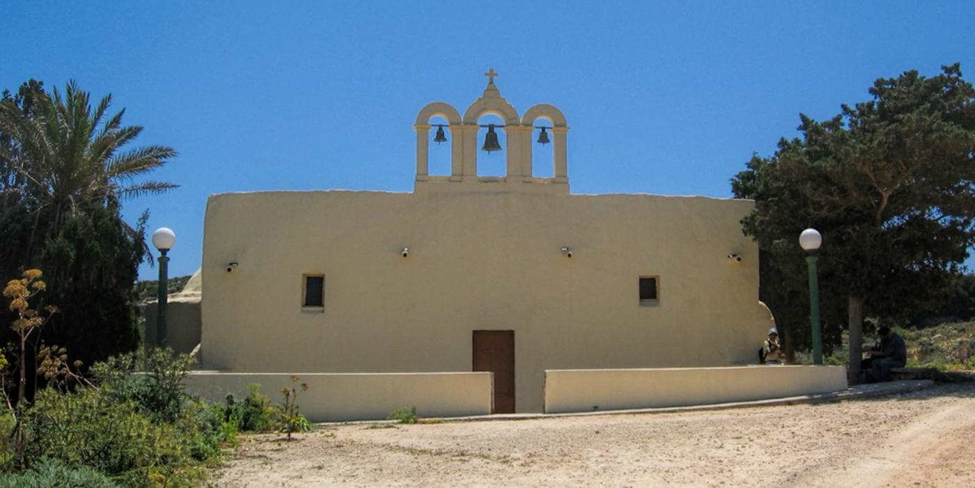 Comino Chapel