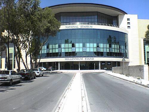 Stadion Narodowy malta