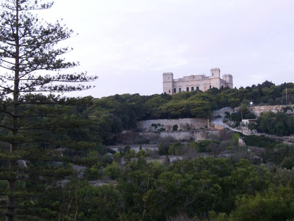 pałac verdala malta
