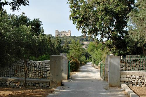 busker gardens malta