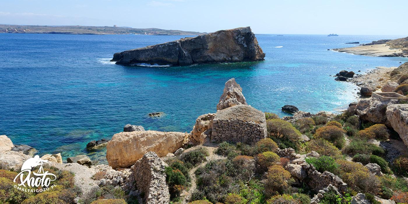 Sekretne zatoki Gozo