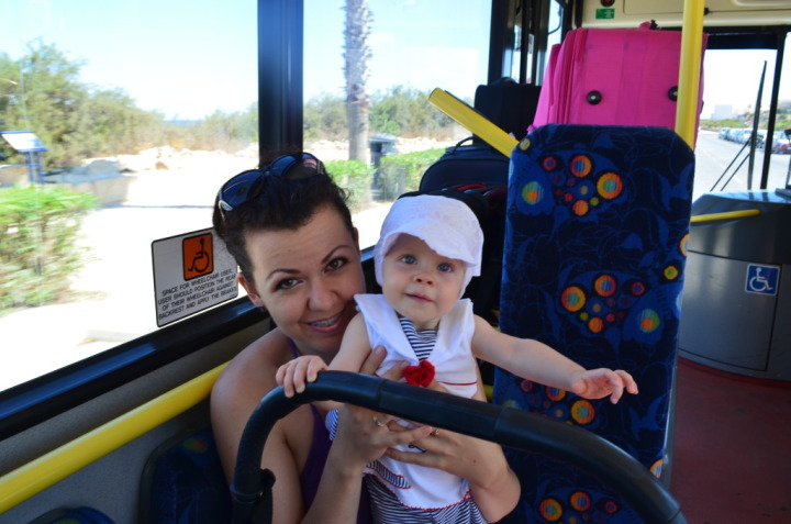 Na Maltę z dzieckiem