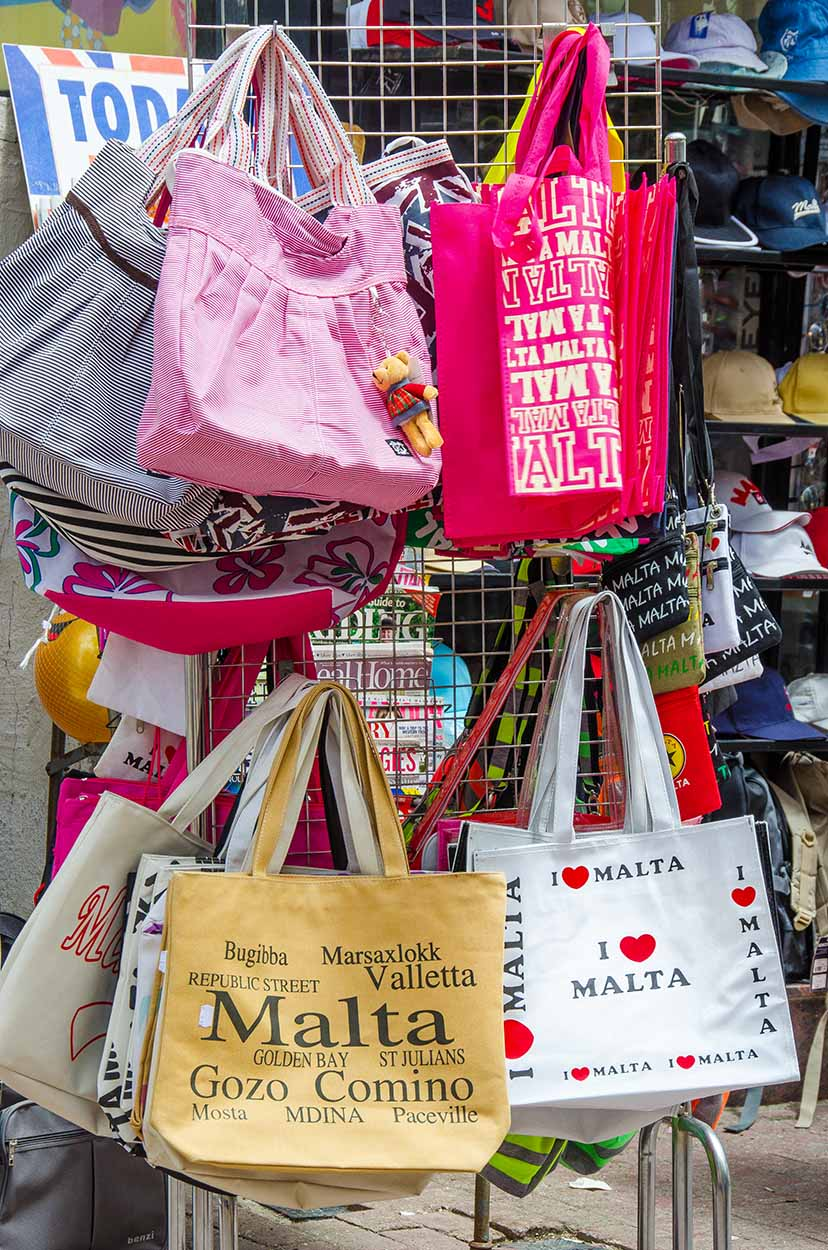 Pamiątki z Malty