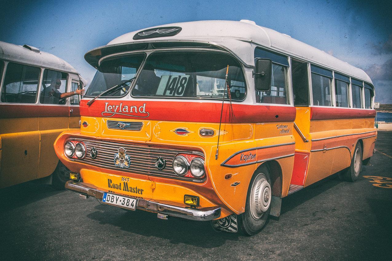 malta public transport