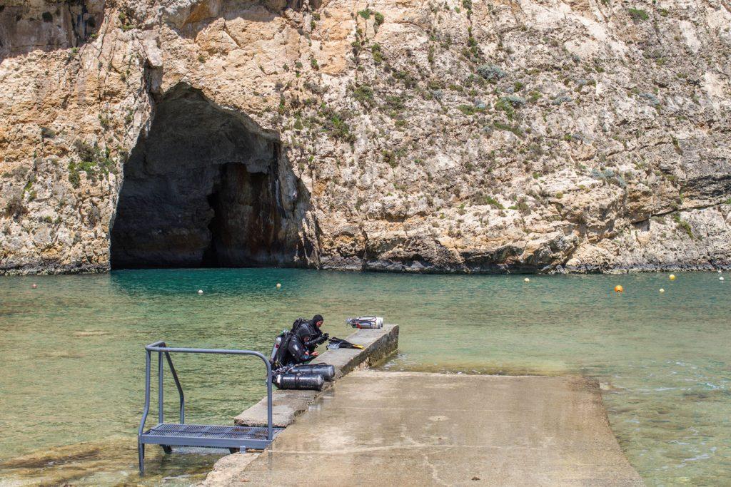 inland sea Gozo