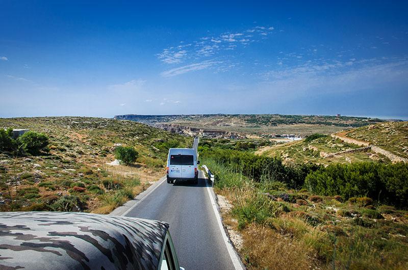 wycieczka w stylu safari jeep malta