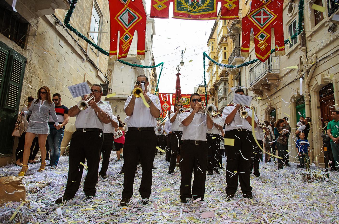 Festa na Malcie
