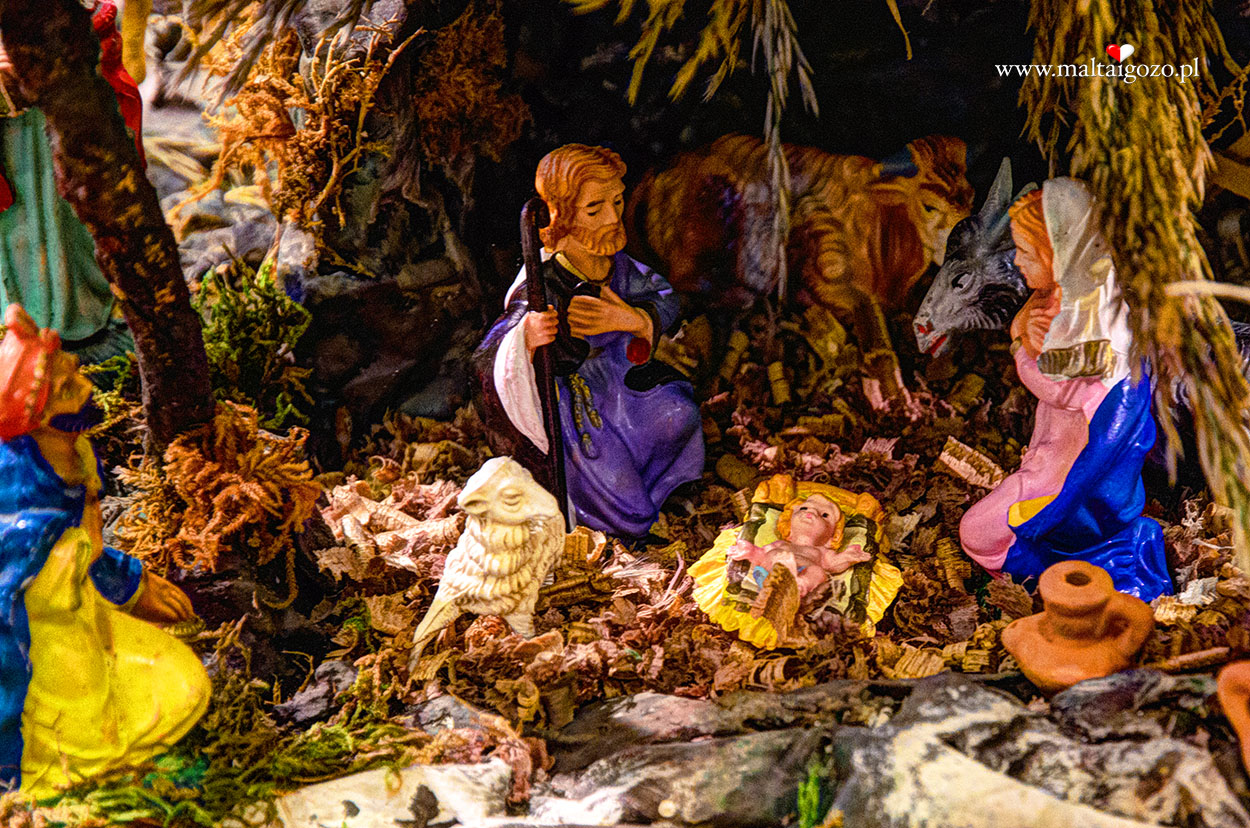 Boże Narodzenie na Gozo