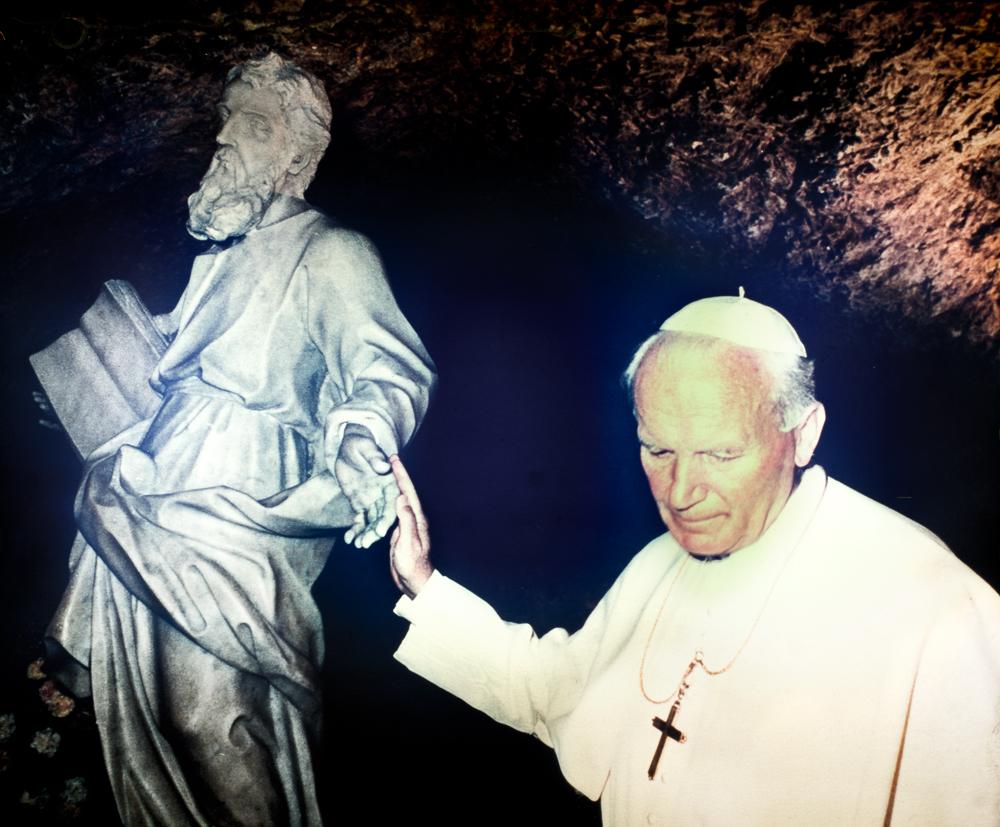 Jan Paweł II na Malcie