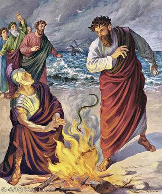 Malta śladami św. Pawła