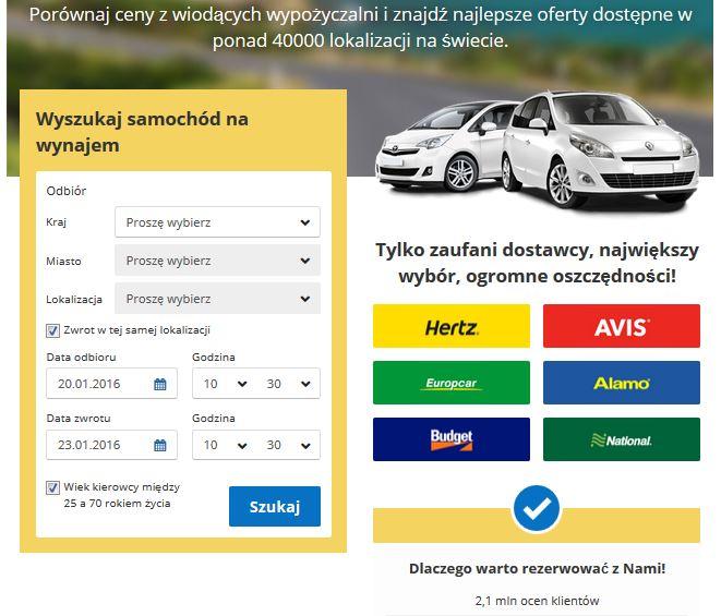 Jak wypożyczyć samochód na Malcie