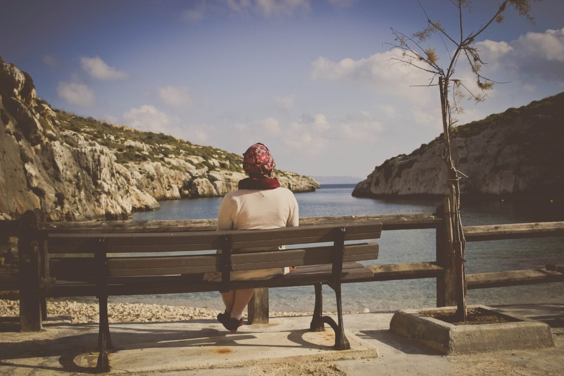 by the sea Gozo