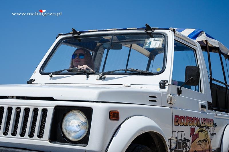 malta jeep safari