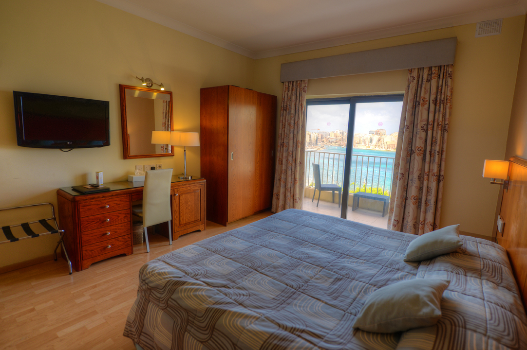Plaza Regency aparthotel malta