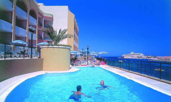 marina hotel st julians