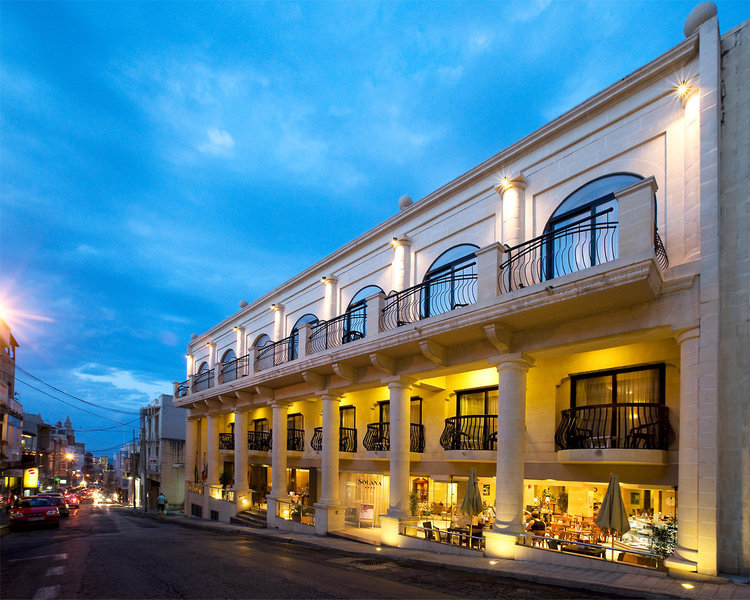 solana apartments malta