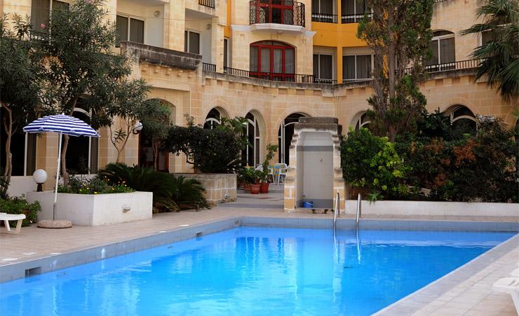 II Palazzin hotel malta