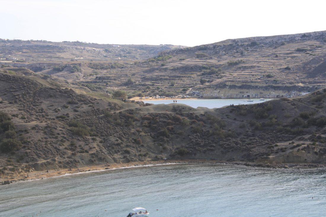 tuffieha bay