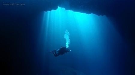 Blue Hole Nurkowanie