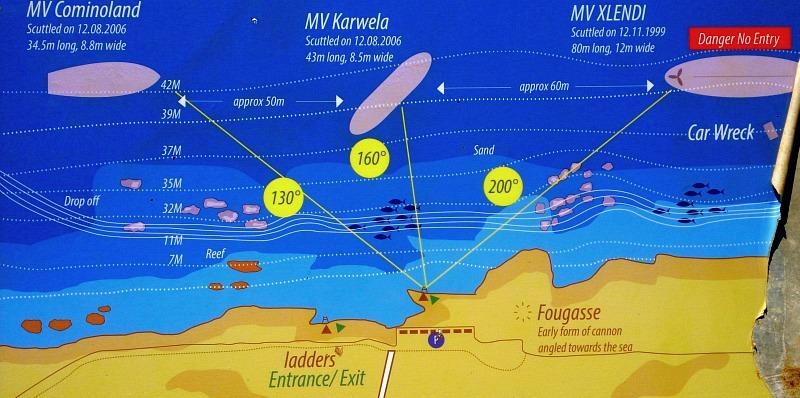 MV Karwela, MV Cominoland i MV Xlendi