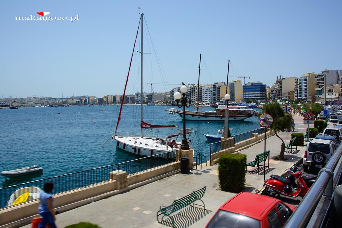 Sliema ferry malta