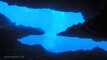 Santa Maria Caves Nurkowanie