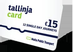transport publiczny na malcie