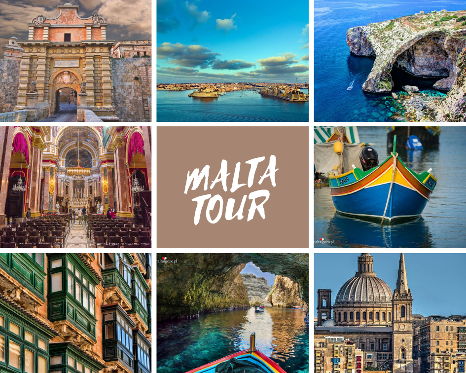 Malta Wycieczki Objazdowe