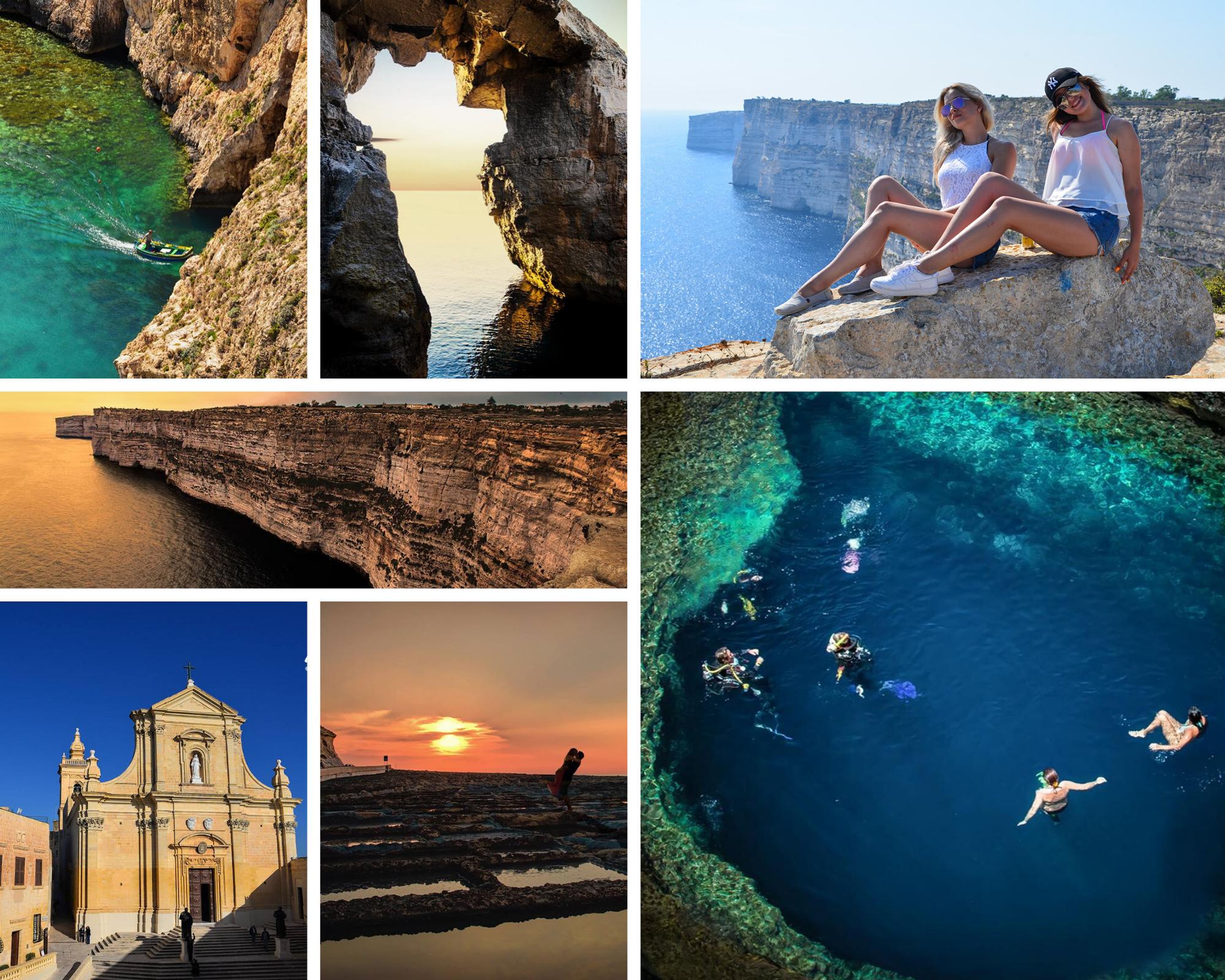 Wycieczki po Gozo