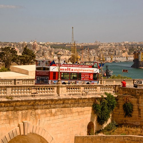 Maltasightseeing South/Red Tour [-15%]